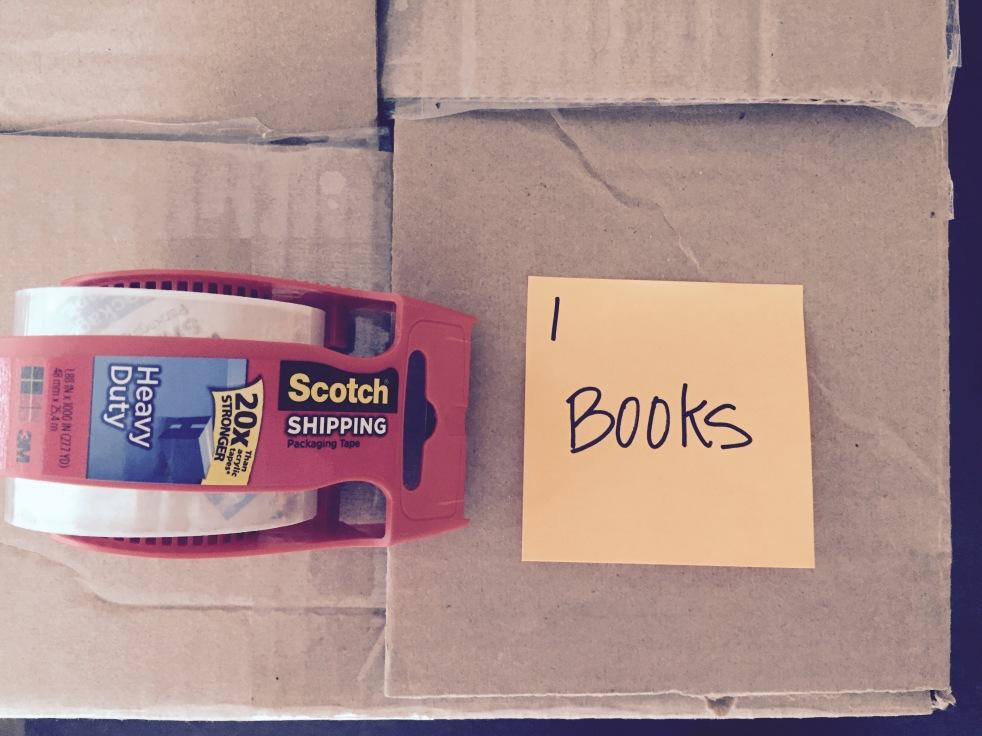 box labeling